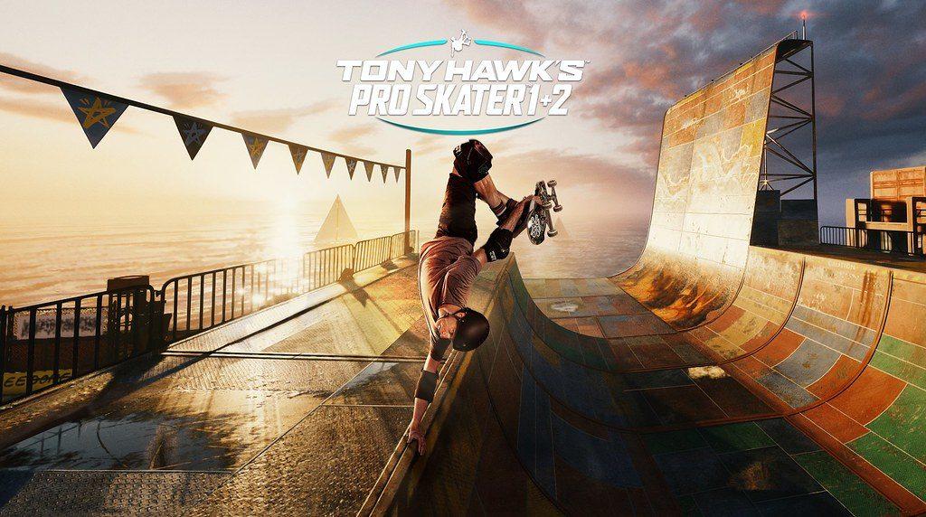 Tony Hawk's Pro Skater 1 + 2 arrive sur PS5 le 26 mars