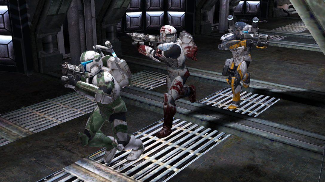 Star Wars Republic Commando arrive sur PlayStation 4 et 5 au mois d'avril