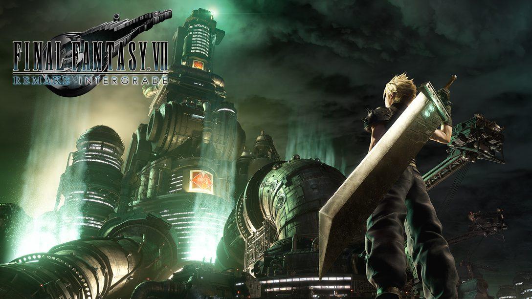 Final Fantasy VII Remake Intergrade débarque sur PS5 le 10 juin 2021