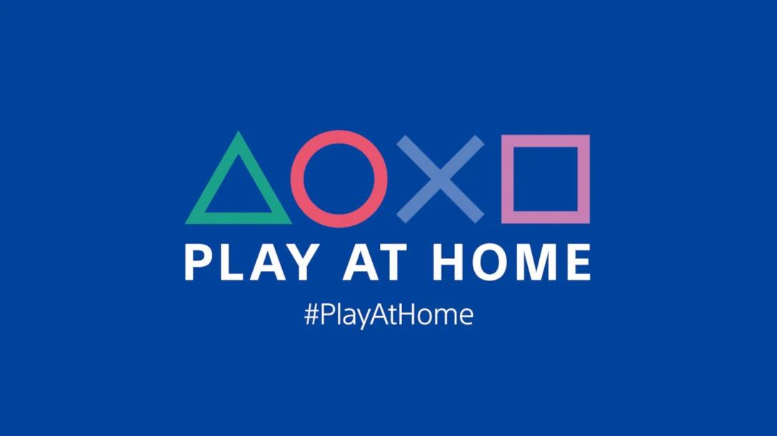 Play At Home revient : à partir du 2 mars, préparez-vous à quatre mois d'offres sur le divertissement et les jeux PlayStation