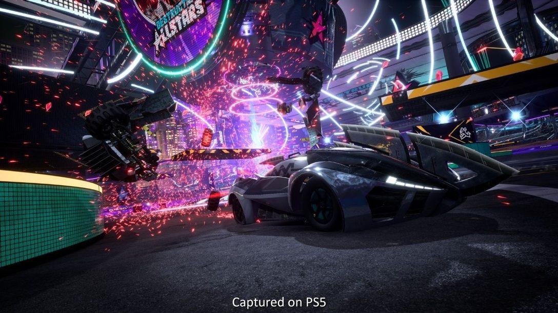 Entretien Destruction AllStars: les secrets techniques de la PS5 qui ont donné vie au jeu