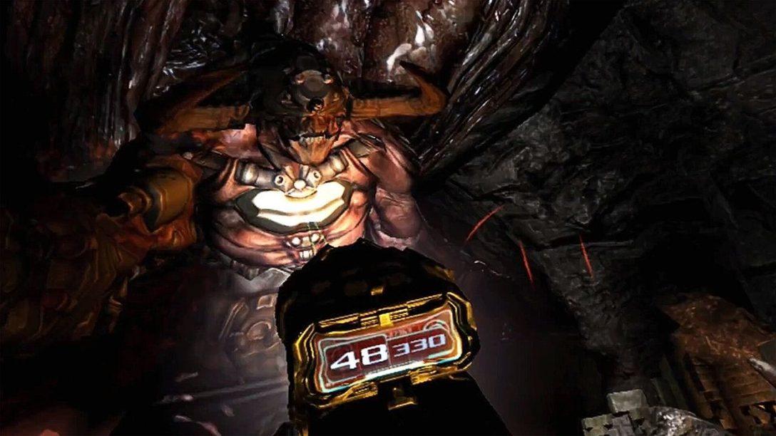 En immersion coûte que coûte: comment l'expérience de combat de Doom 3 a été perfectionnée pour PS VR