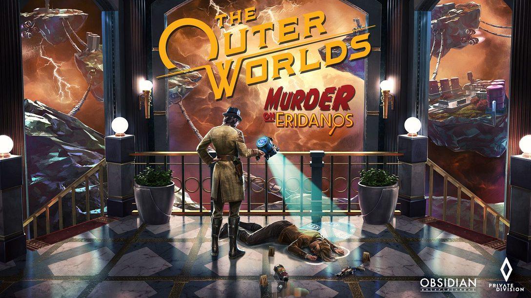 The Outer Worlds : Meurtre sur Éridan sort la semaine prochaine