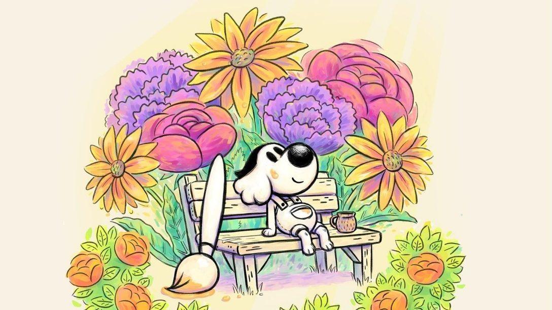 Dans Chicory: A Colorful Tale, disponible ce printemps sur PS4 et sur PS5, le monde entier est votre tableau