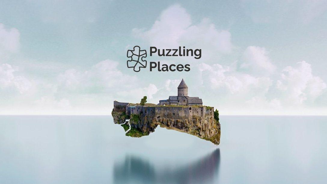 Puzzling Places, le jeu de puzzles en 3D, arrive sur PS VR !