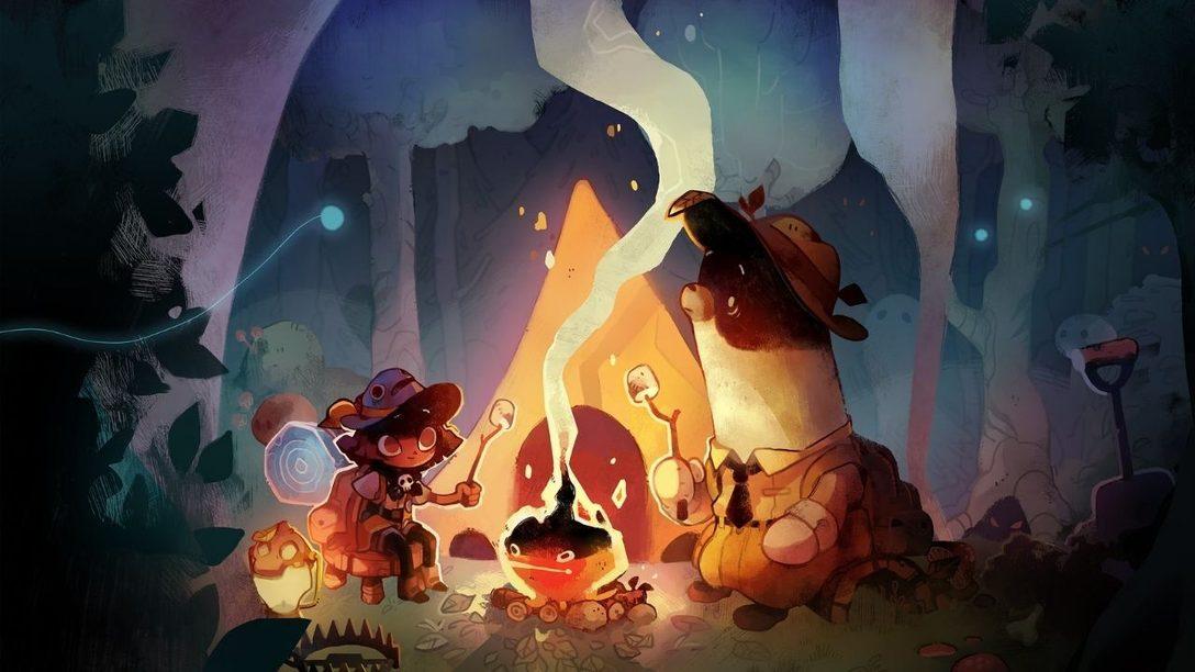 Cozy Grove accoste sur PS4 le 8 avril