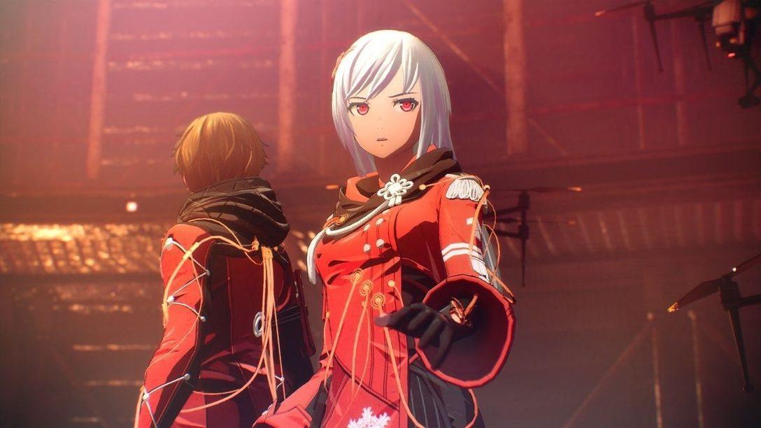 Jetez-vous dans le combat avec le style high-tech de Scarlet Nexus