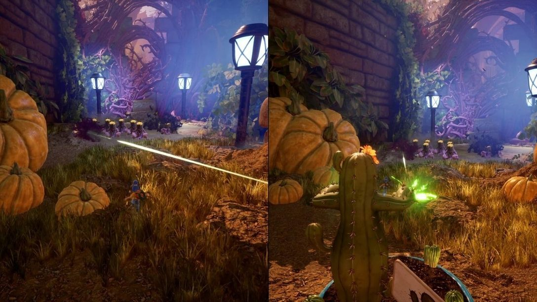 Une nouvelle bande-annonce de gameplay d'It Takes Two fleurit dans le jardin