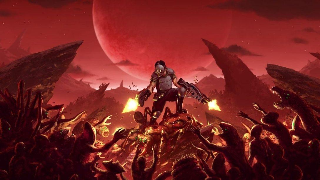 Le développeur de Crimsonland discute de la longévité de ce jeu culte
