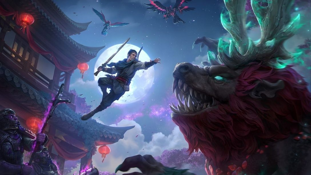 Immortals Fenyx Rising – Mythes de l'Empire Céleste sort aujourd'hui sur PS4 et PS5