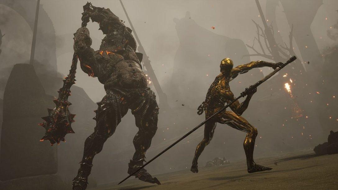 Mortal Shell: Enhanced Edition arrive sur PS5 le 4 mars