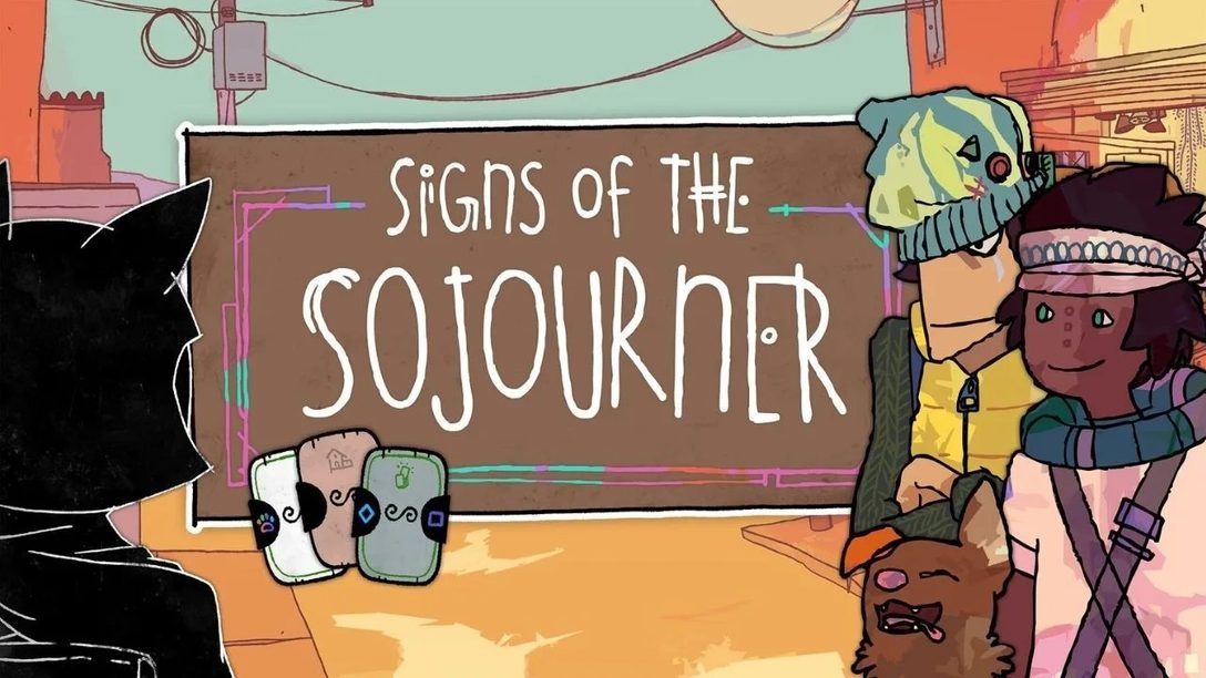Jouez aux cartes pour mener une conversation dans Signs of the Sojourner, disponible le 16 mars sur PS4