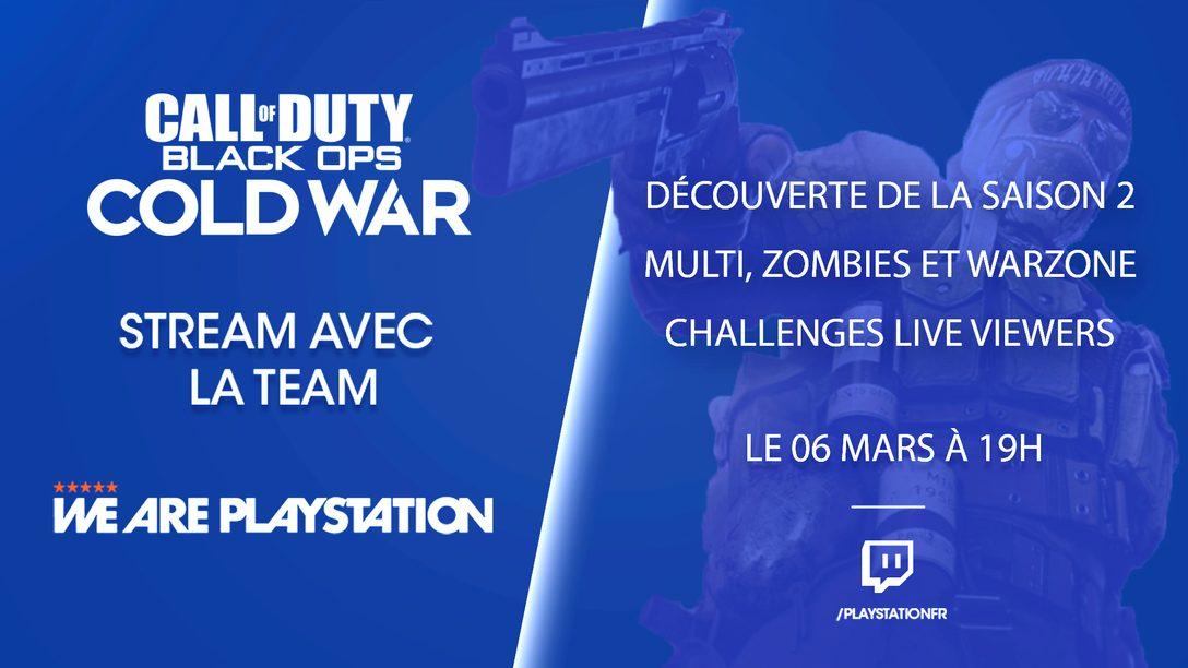 Dans la jungle de Call Of Duty : Cold War