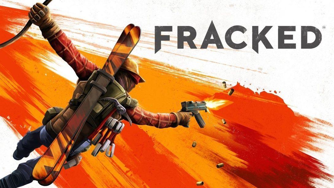 Le jeu d'action et d'aventure sur PS VR, Fracked, disponible cet été