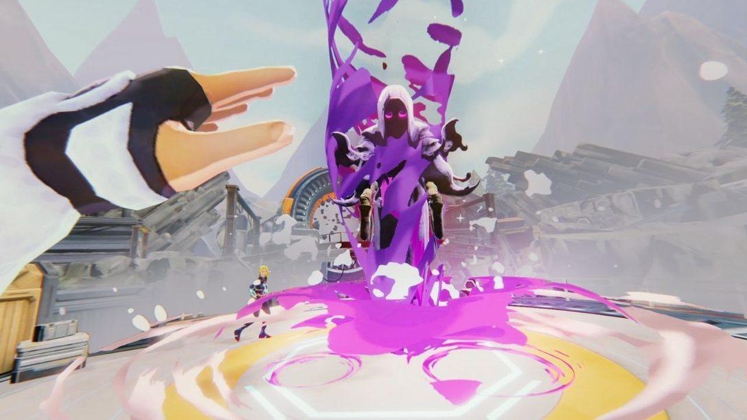 Le gigantesque MMO inspiré des JRPG Zenith débarque sur PS VR