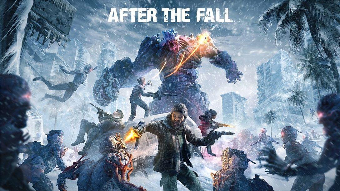Par les créateurs d'Arizona Sunshine, After the Fall est un FPS d'action en co-op ultra-dynamique pour PS VR