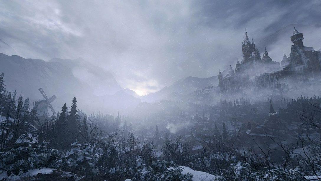 Vous êtes invité à découvrir le château Dimitrescu dans la nouvelle démo de Resident Evil Village, disponible demain