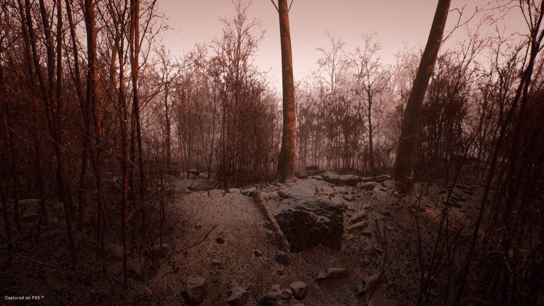 Abandoned, un simulateur de survie cinématique, arrivera sur PS5 cette année