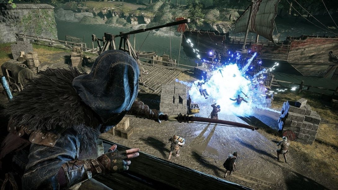 Tirer le meilleur de la manette DualSense dans Hood: Outlaws & Legends