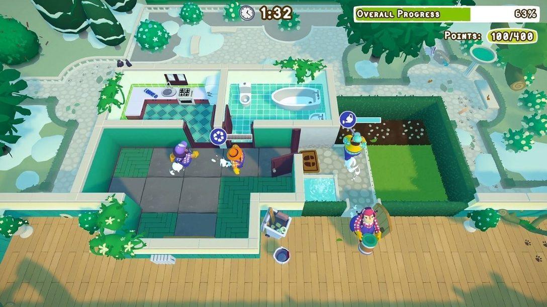 Tools Up! annonce Garden Party, un DLC divisé en trois épisodes