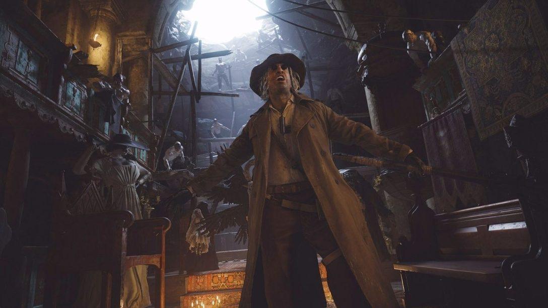 Une nouvelle démo de RE Village arrivera sur PS4 et PS5 le 17 avril