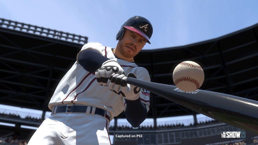 MLB The Show 21 est désormais disponible
