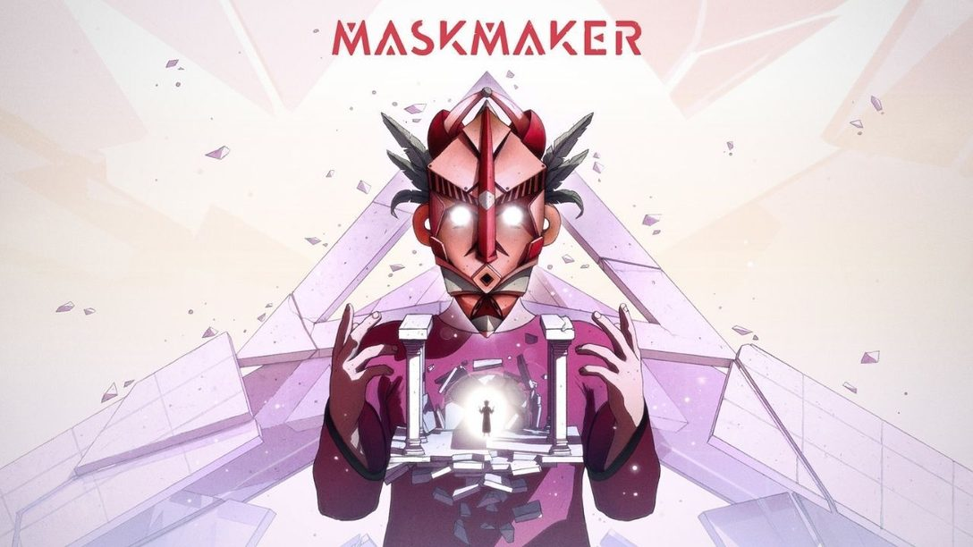 Maskmaker, l'hypnotisant jeu d'aventure en VR, sort demain