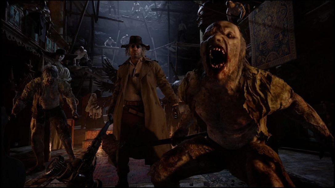 Plus d'informations sur le combat, les ennemis et les décors de Resident Evil Village