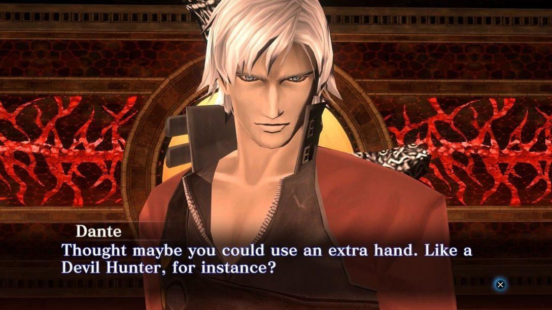 Comment Dante est arrivé dans Shin Megami Tensei III Nocturne HD Remaster