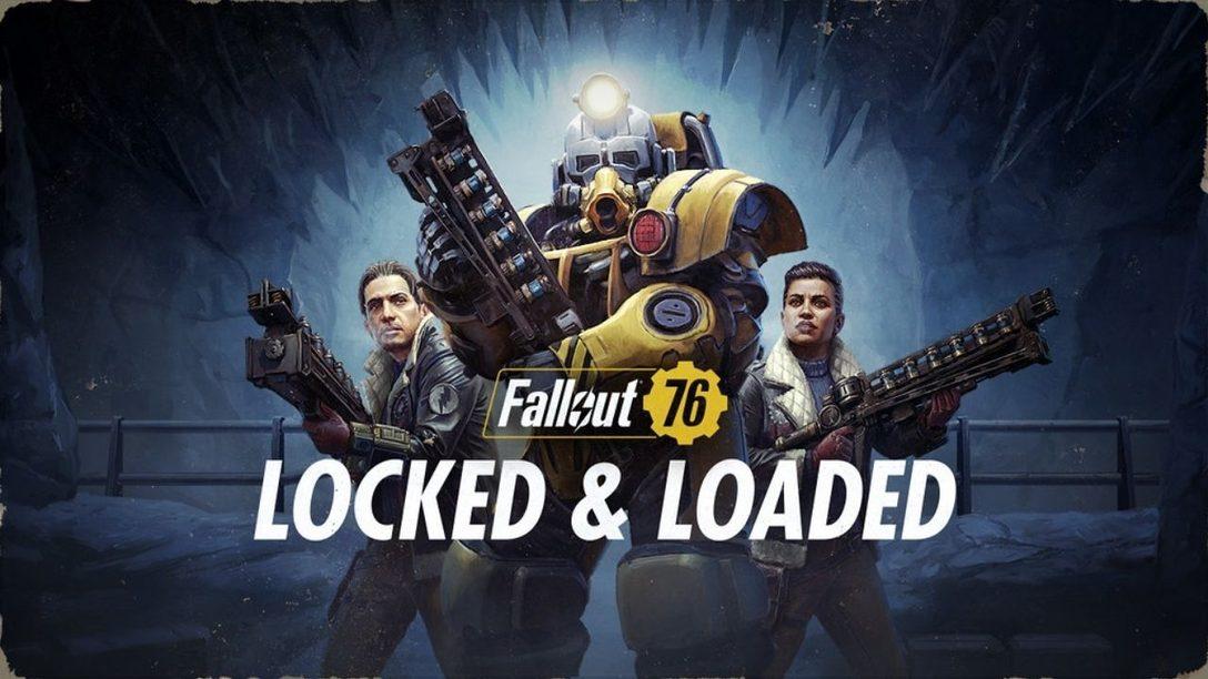 Découvrez l'envers du décor de la nouvelle mise à jour de Fallout 76 Paré à tout.