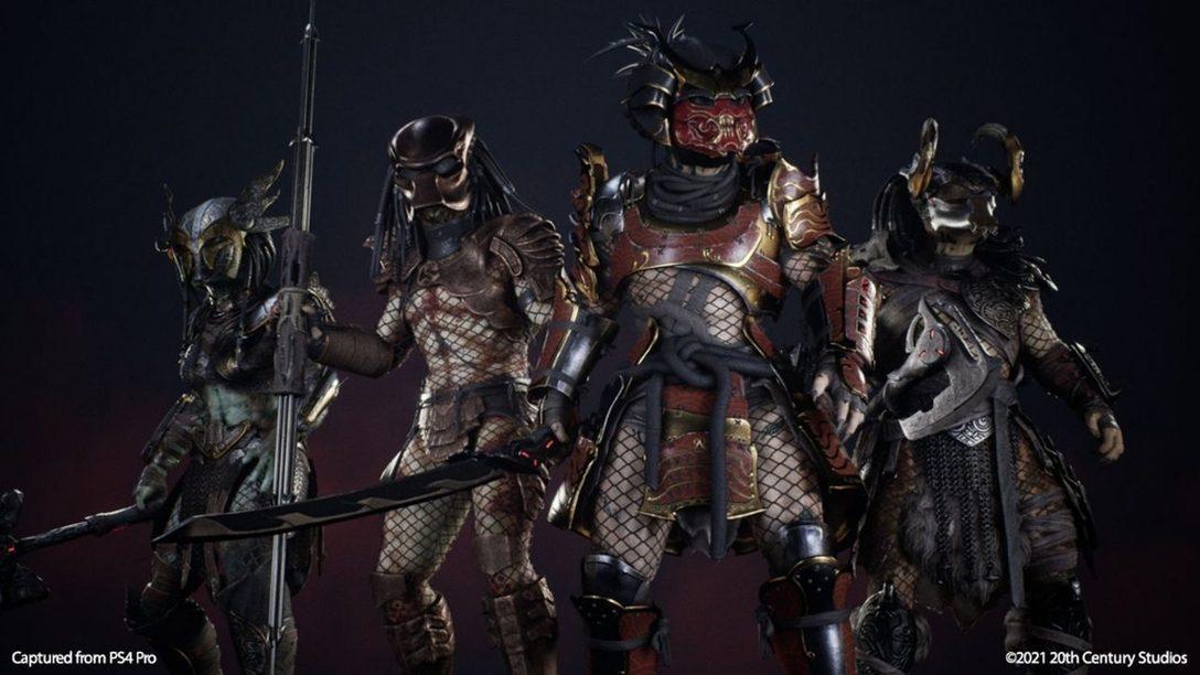 Predator: Hunting Grounds arrive sur Steam avec la mise à jour d'avril