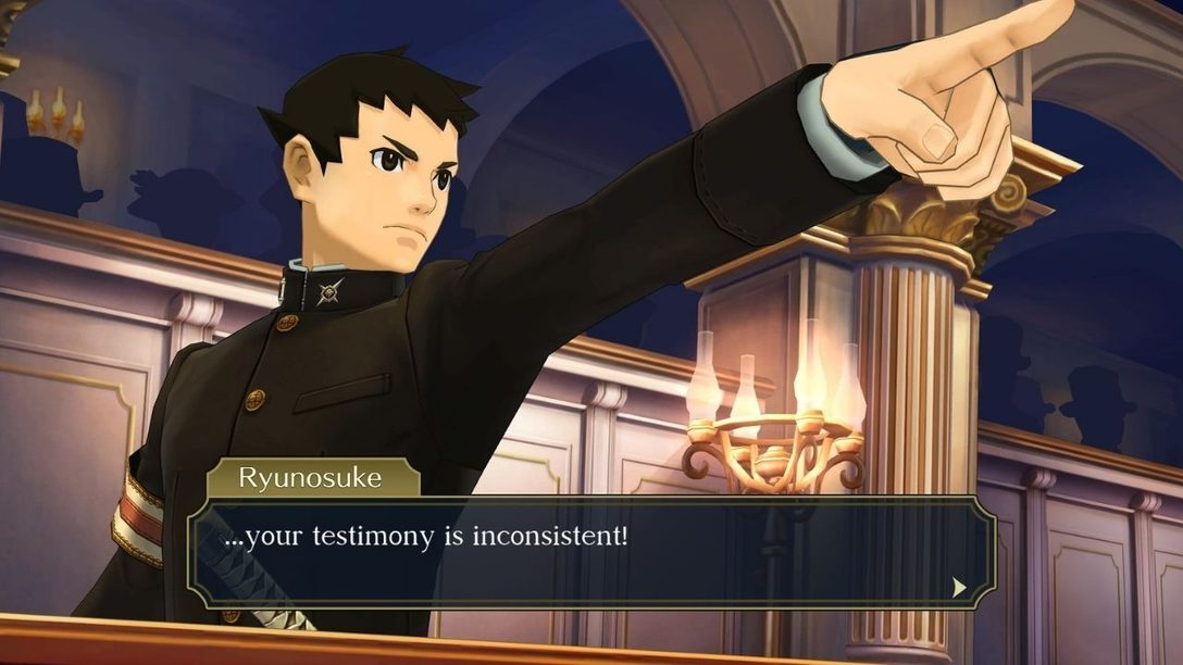 The Great Ace Attorney Chronicles arrive sur PS4 le 27 juillet