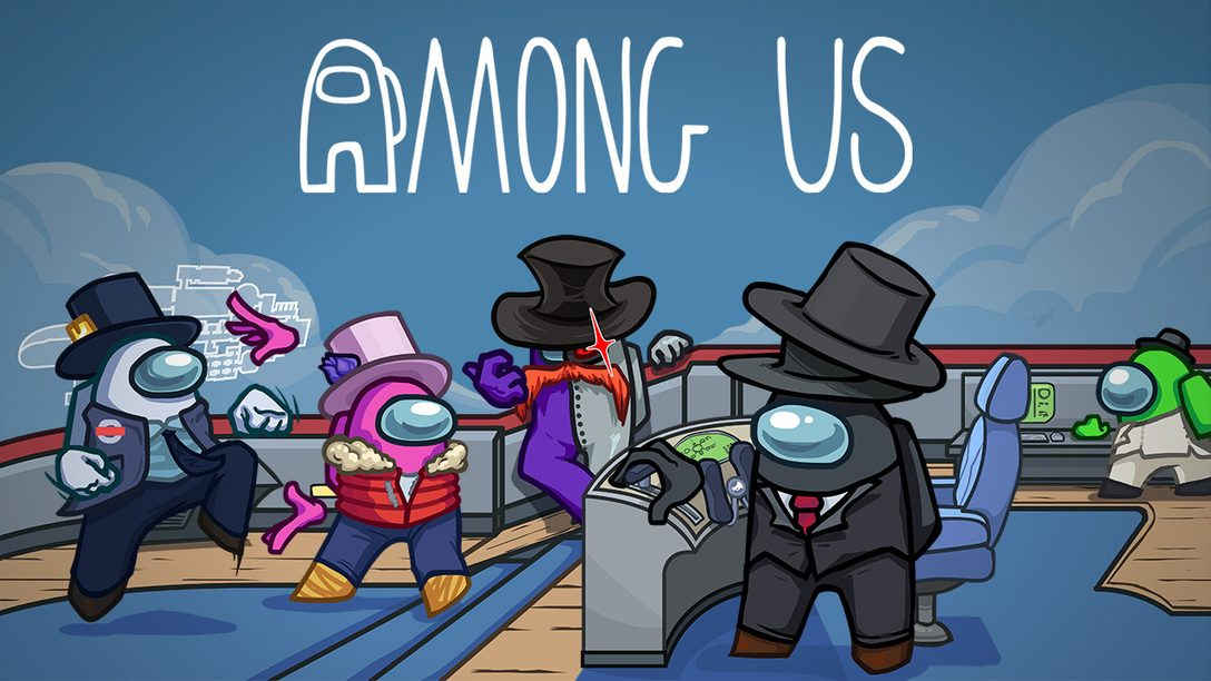Préparez votre équipage. Among Us débarque sur PS4 et PS5 cette année !