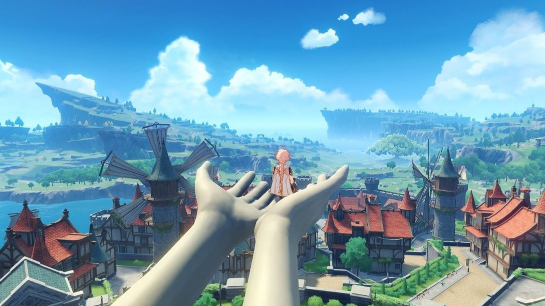 Genshin Impact arrive sur PS5 le 28 avril, pour une expérience en monde ouvert sur la nouvelle génération de consoles