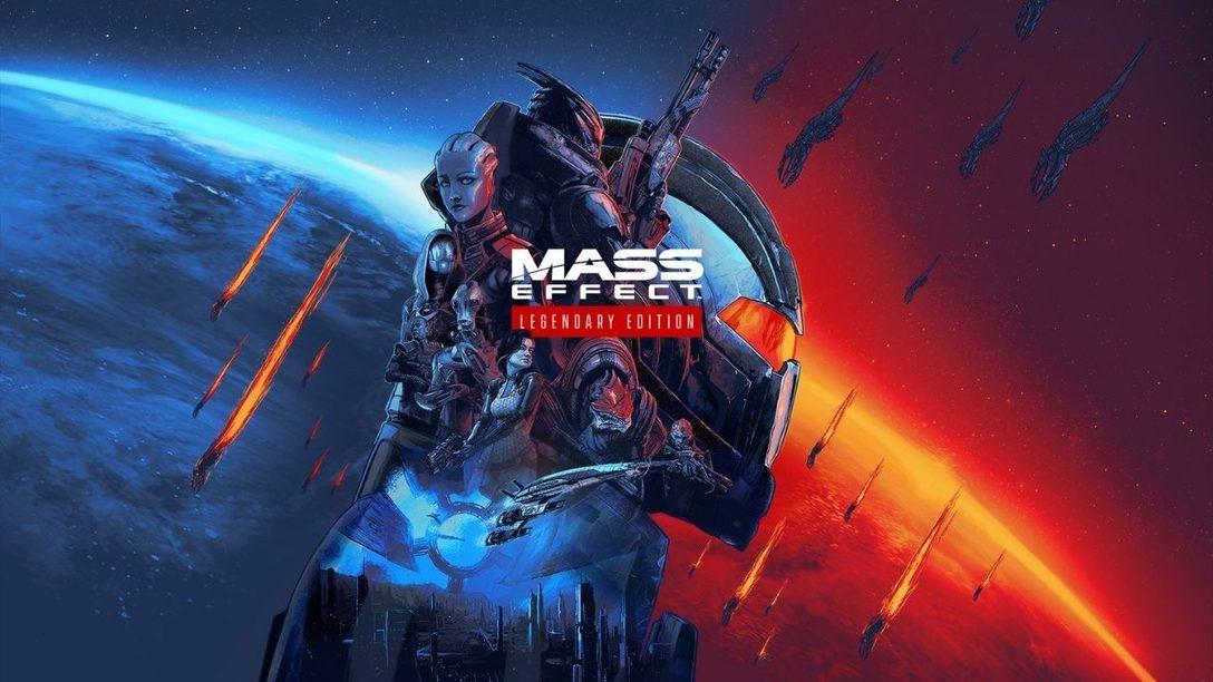 Mass Effect Édition Légendaire : Un aperçu des améliorations graphiques apportées à la célèbre trilogie