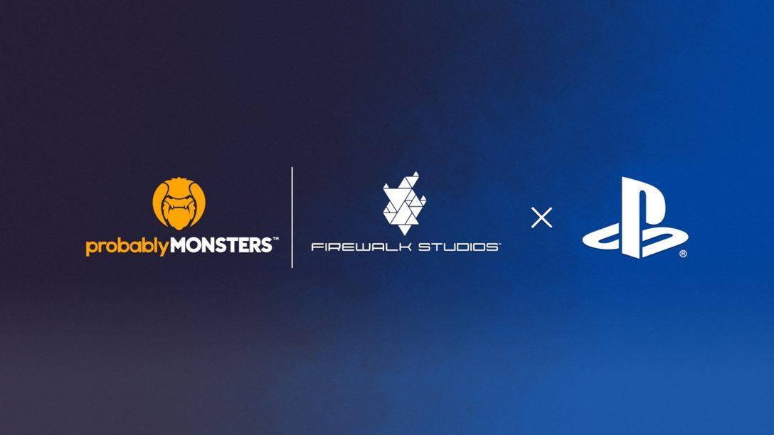 PlayStation et Firewalk Studios annoncent un partenariat pour la publication d'une nouvelle franchise multijoueur