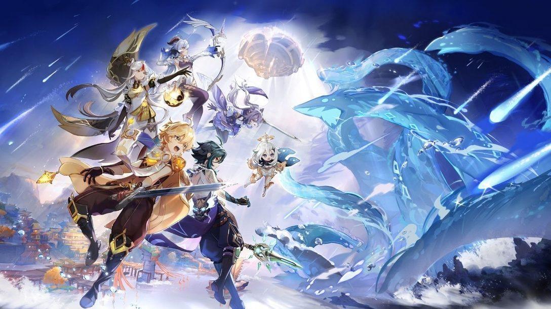 Genshin Impact version 1.5 « Toute la lueur sur la jadéite » disponible le 28 avril