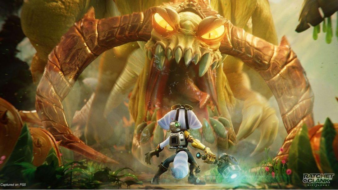 15 minutes de gameplay de Ratchet & Clank: Rift Apart en exclusivité