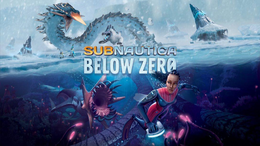 De toutes nouvelles images de gameplay pour Subnautica: Below Zero dévoilées dans State of Play