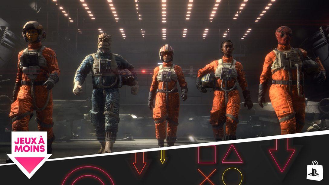 La promotion « Jeux à moins de » est de retour sur le PlayStation Store