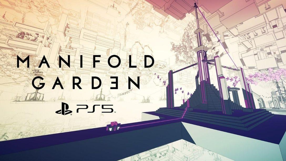 Manifold Garden recevra le 20 mai une mise à niveau gratuite vers la PS5, ainsi qu'une édition physique