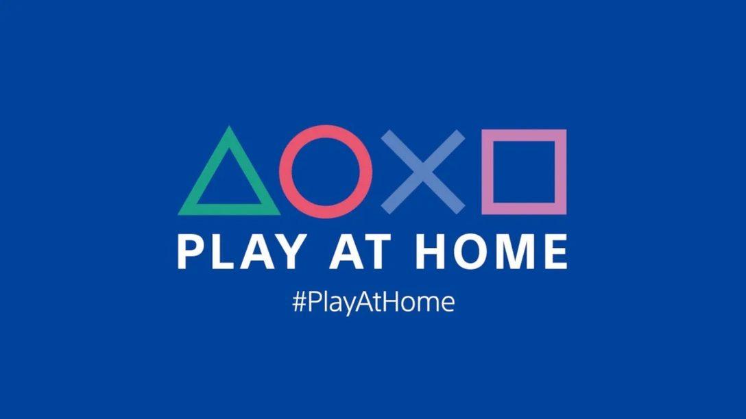 Mise à jour de Play At Home 2021 : Contenu en jeu gratuit et bien plus
