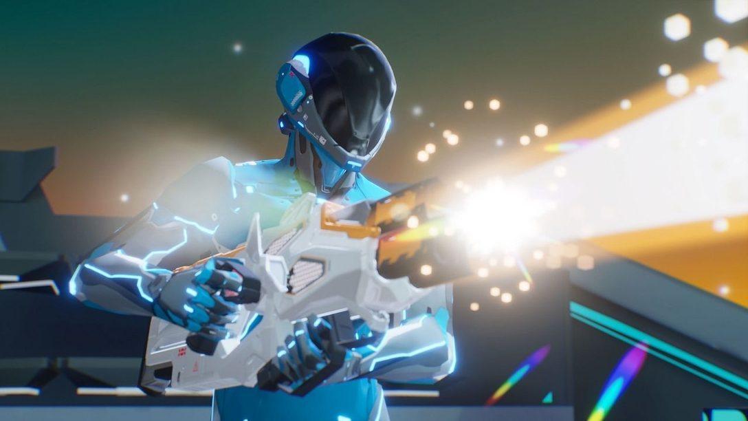 Le shooter multijoueur effréné Solaris Offworld Combat arrive demain sur PS VR