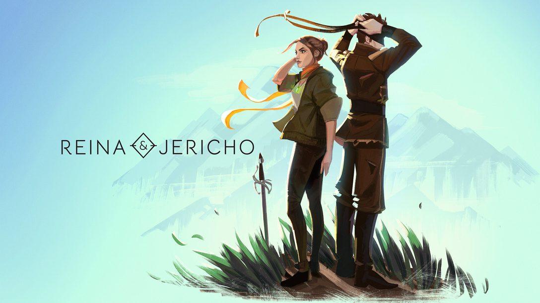 Le jeu d'action-exploration 2D Reina & Jericho arrivera sur PS5