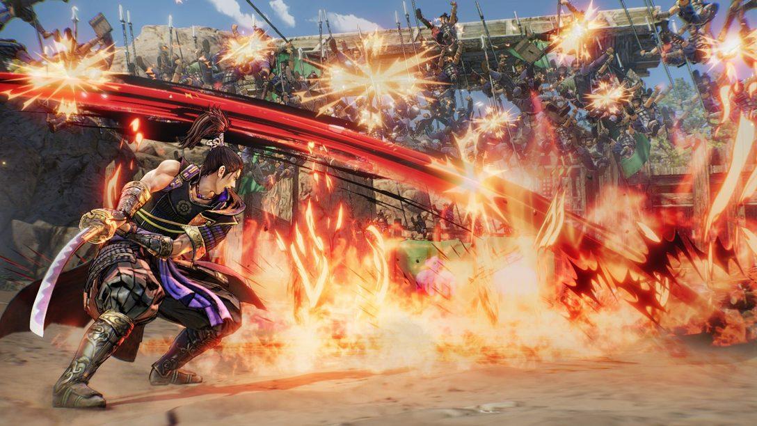 Interview Samurai Warriors 5: La réinvention de la franchise légendaire de Koei Tecmo