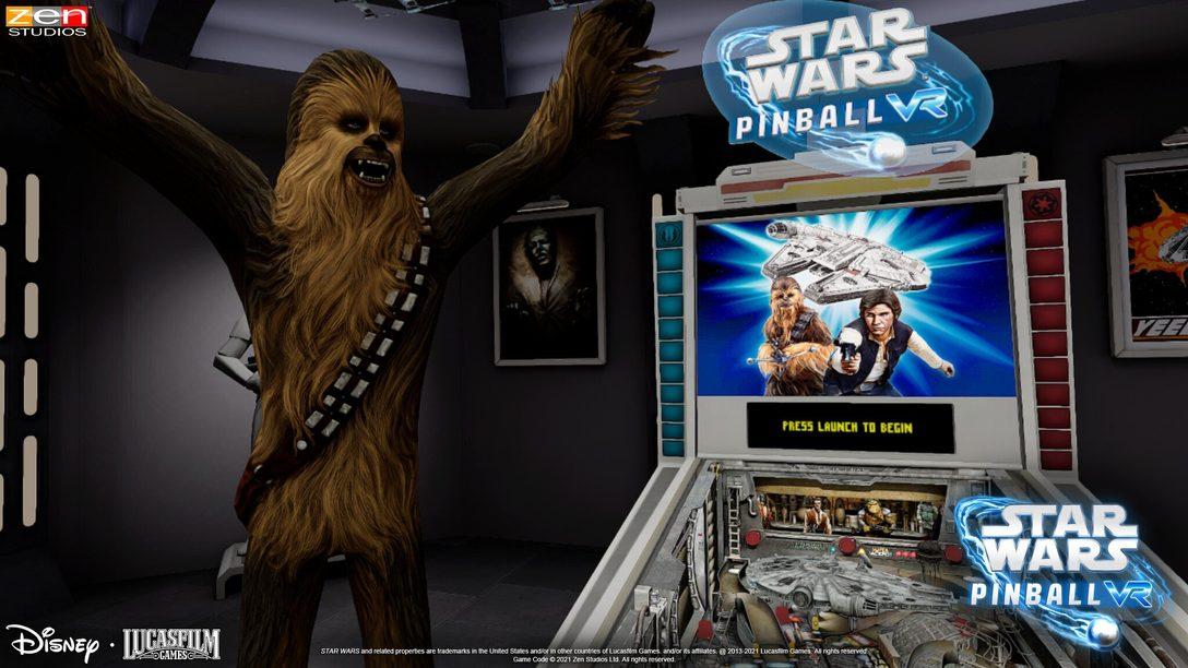 Découvrez le processus d'adaptation des aventures de Han Solo dans le dernier plateau de Star Wars Pinball VR
