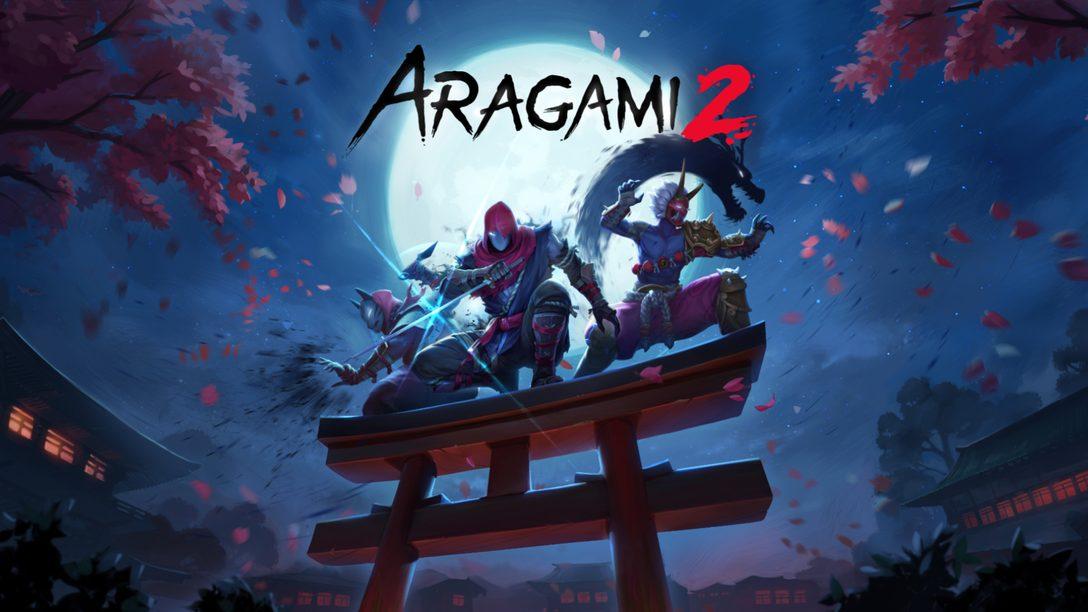 La date de sortie d'Aragami 2 confirmée dans une nouvelle bande-annonce de gameplay