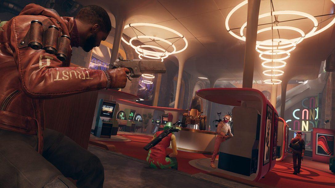 Deathloop : le combat, l'exploration et les fonctionnalités de la PS5 détaillés