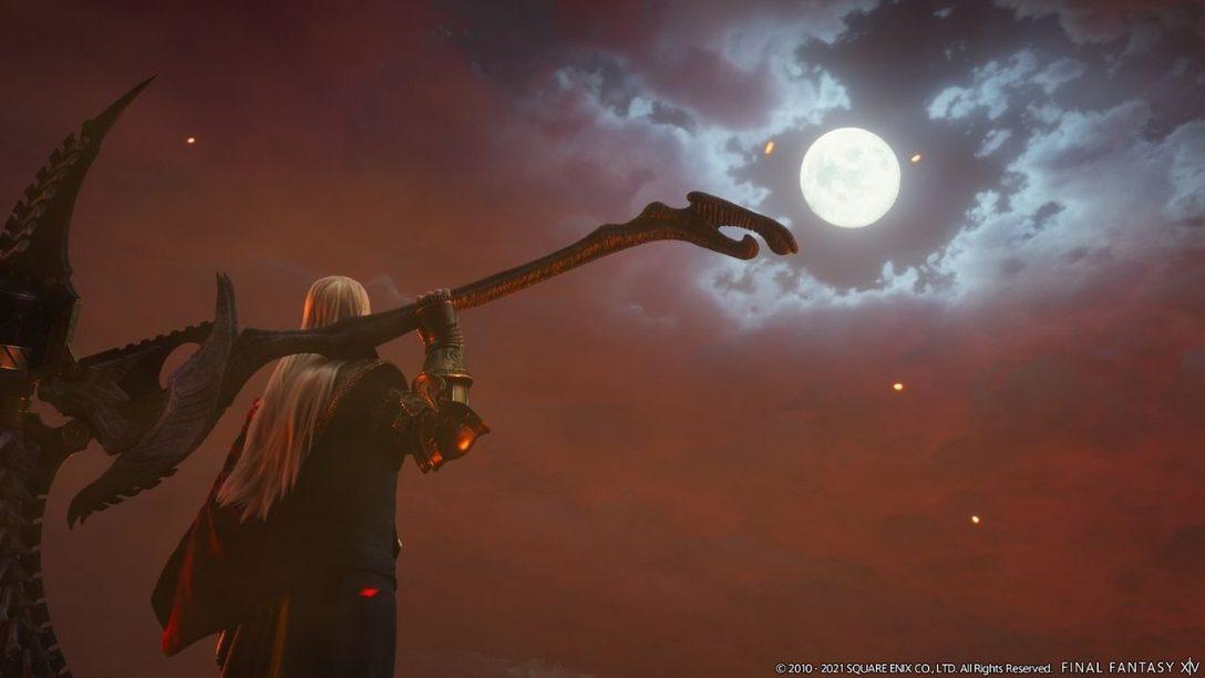 Endwalker, la nouvelle extension de Final Fantasy XIV Online, arrive le 23 novembre 2021 sur PS5 et PS4