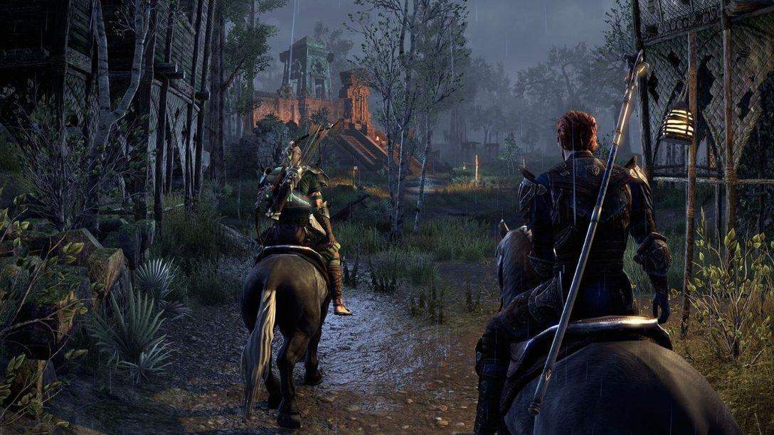 Des compagnons personnalisables rejoignent The Elder Scrolls Online le mois prochain